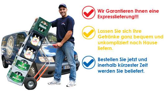 REA Getränkemarkt Berlin Getränkelieferant